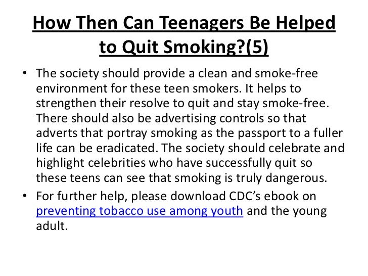 essay on why you should stop smoking This essay should cigarette smoking be limited in the us and other 63,000+ term papers, college essay examples and free essays are available now on reviewessayscom autor: huwi • april.