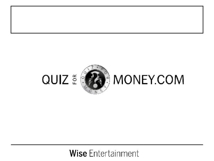 Quiz For Money