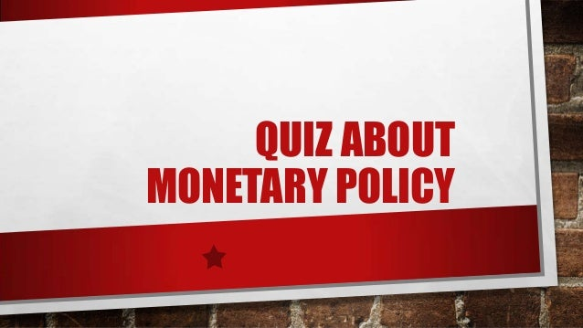 is monetary policy overburdened Orphanides, a (2013), is monetary policy overburdened, bis  rajan, r (2013 ), a step in the dark: unconventional monetary policy after the.
