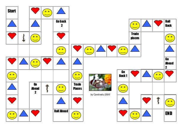 Quiz gameboard for carnival