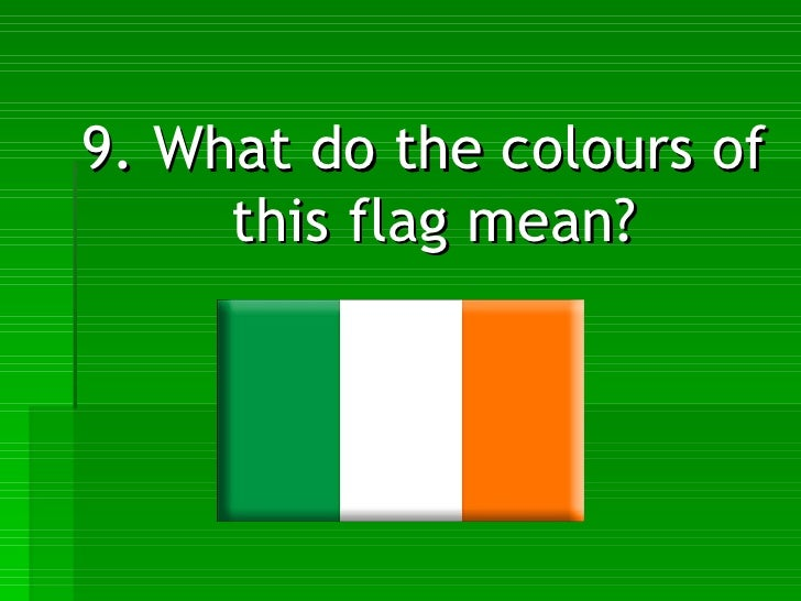 What Do The Colors Of The Flag Represent 28 Images