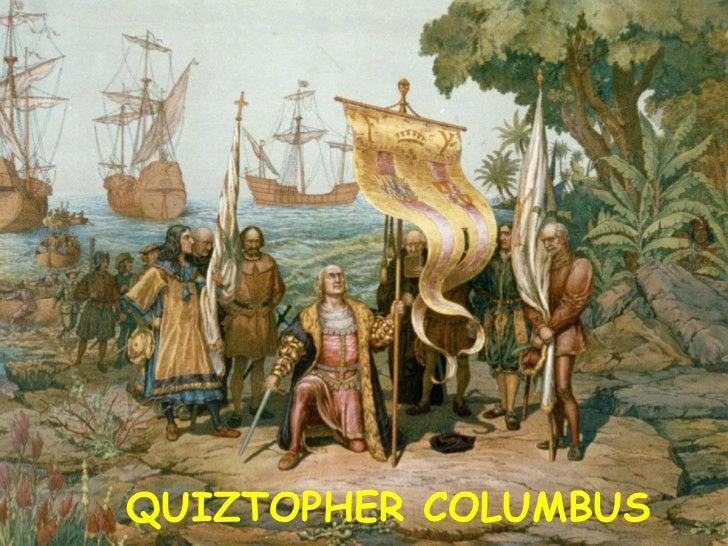QUIZTOPHER COLUMBUS