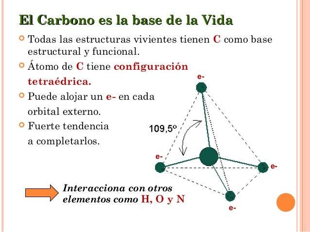 Hibridación Del Carbono la
