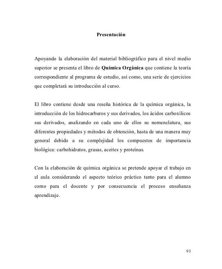 Quimica Organica Experimental Libro de qu Mica Org Nica