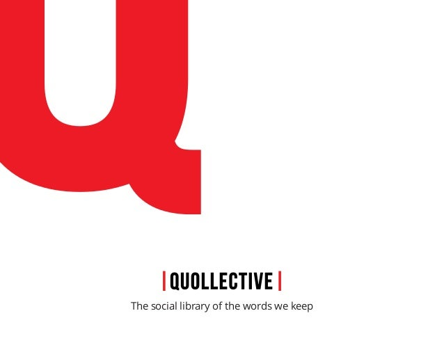 The social library of the words we keep