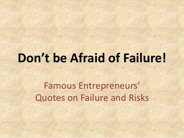 famous failures bloch text
