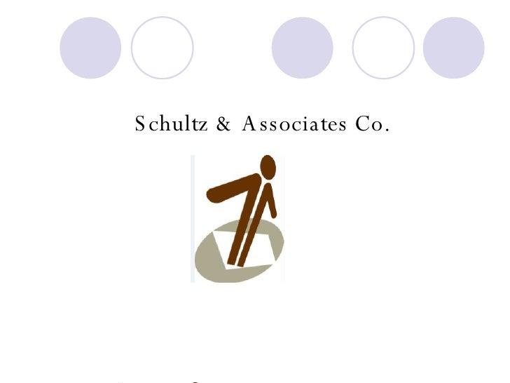 S chultz & A ssociates Co.