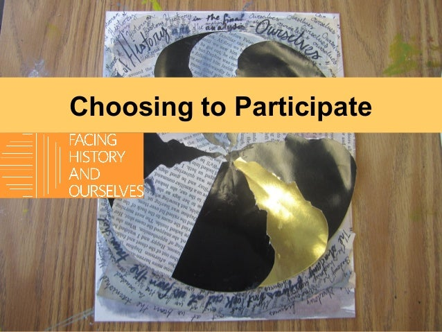 Choosing to Participate