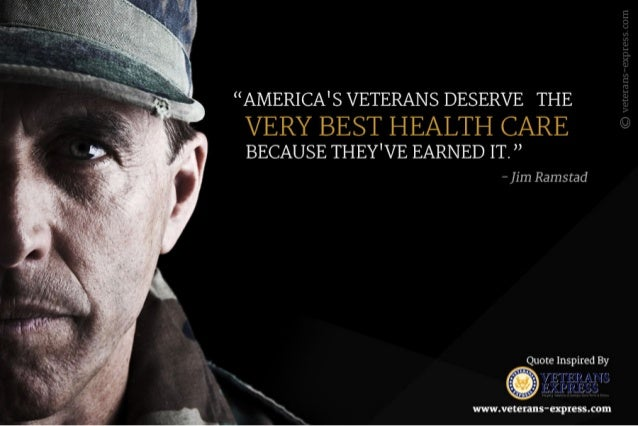Quote Inspired by Veterans-Express