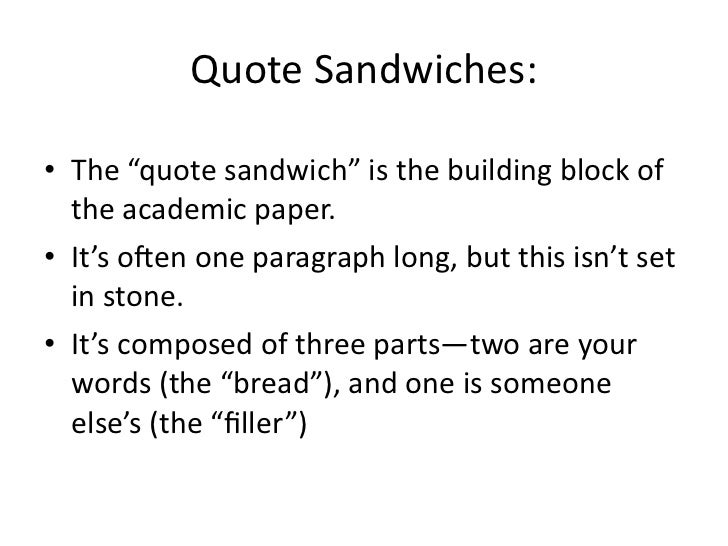 What can a quotation add to an essay