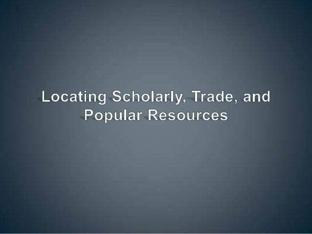Academic Search Premier is a multidisciplinary database that allows you to search for scholarly, trade, and popular resour...