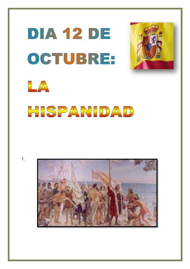 Qu se celebra el 12 de octubre for Comedores 12 de octubre