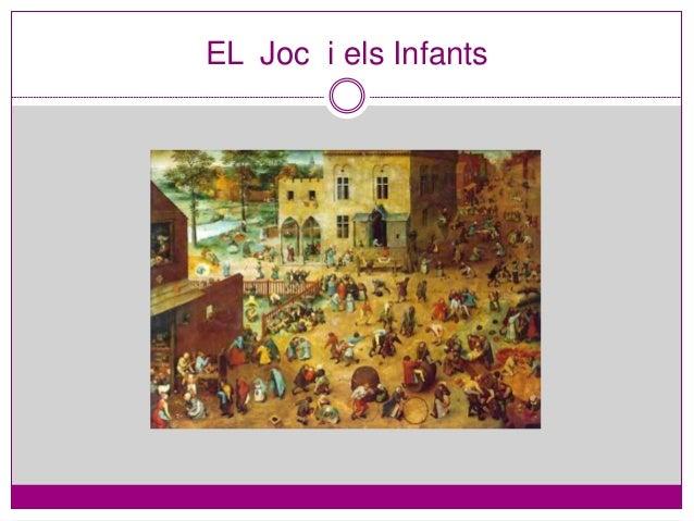 EL Joc i els Infants