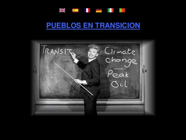 PUEBLOS EN TRANSICION
