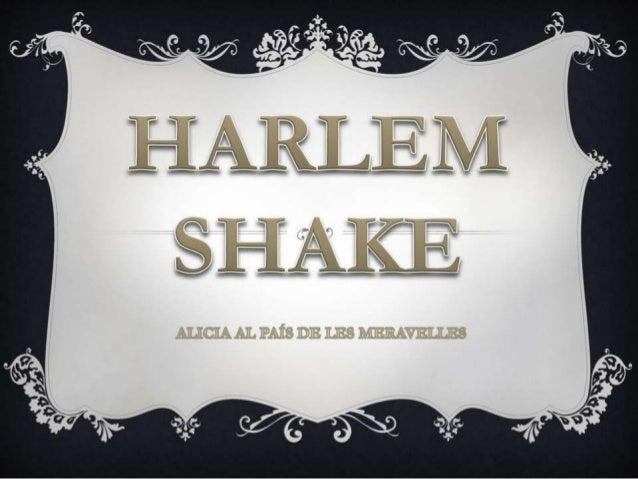 Què és un Harlem Shake?