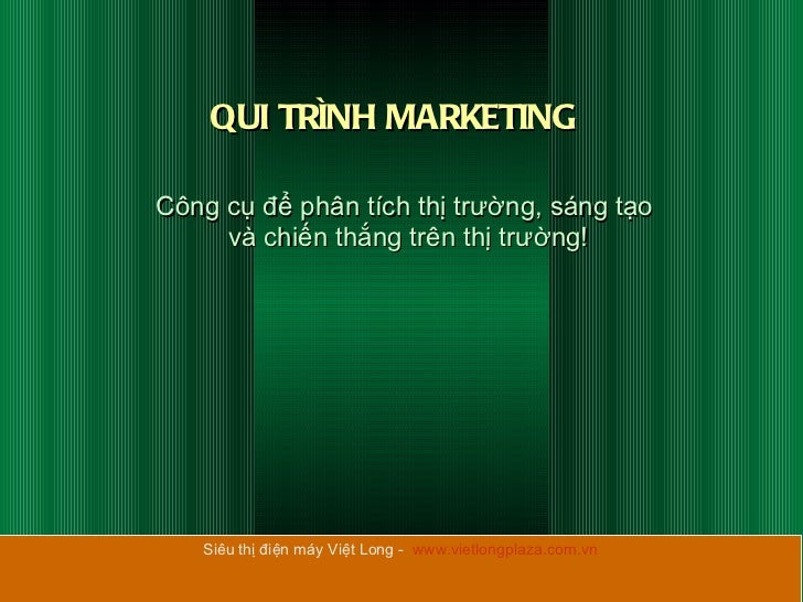 Quy trinh-marketing-insights, quy trình marketing insights