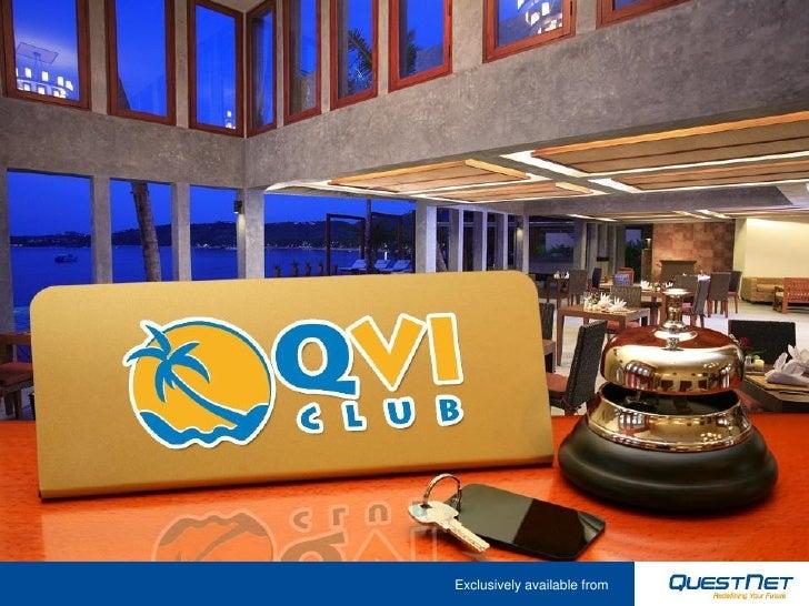 QVI Club Presentation Sept09