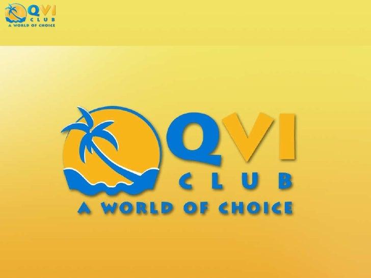 Qvi - A world of Choice