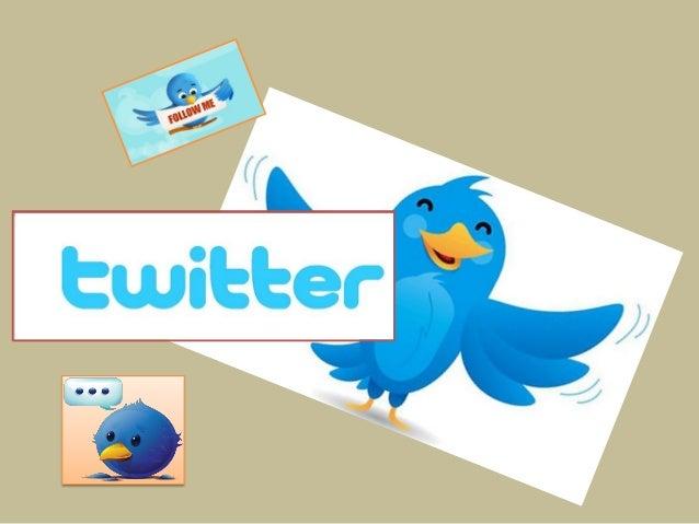 Twitter •Qu'est-ce que Twitter? •Comment cela fonctionne? •Quel est l'intérêt? •Comment s'y inscrire? •Le fonctionnement •...