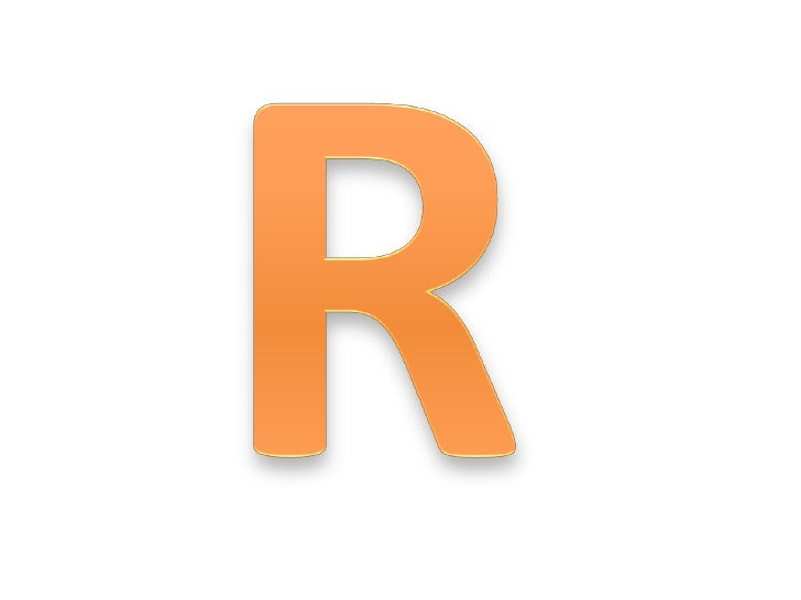 R<br />