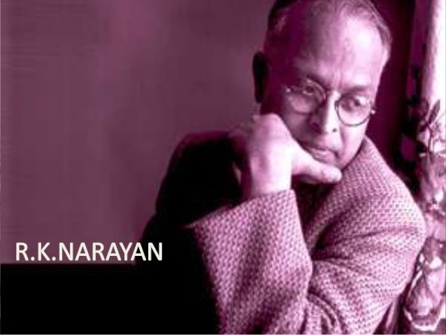 R.K.Narayan's life span journey as a writer
