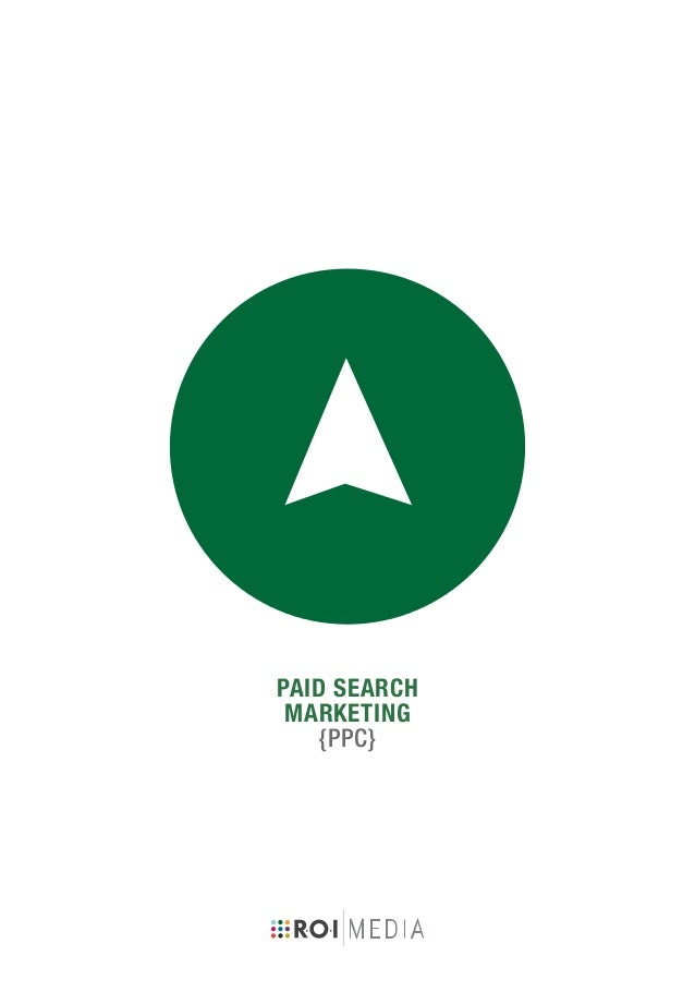 R.O.I. Paid Search Marketing Information Booklet