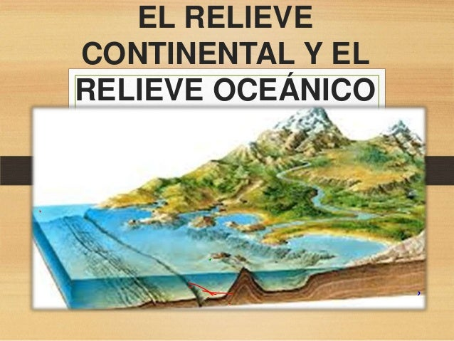 continental y oceánico