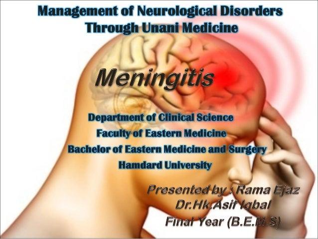 Global Issue • Meningitis kills or disables around 1.2 million people worldwide each year. • Bacterial meningitis, which i...