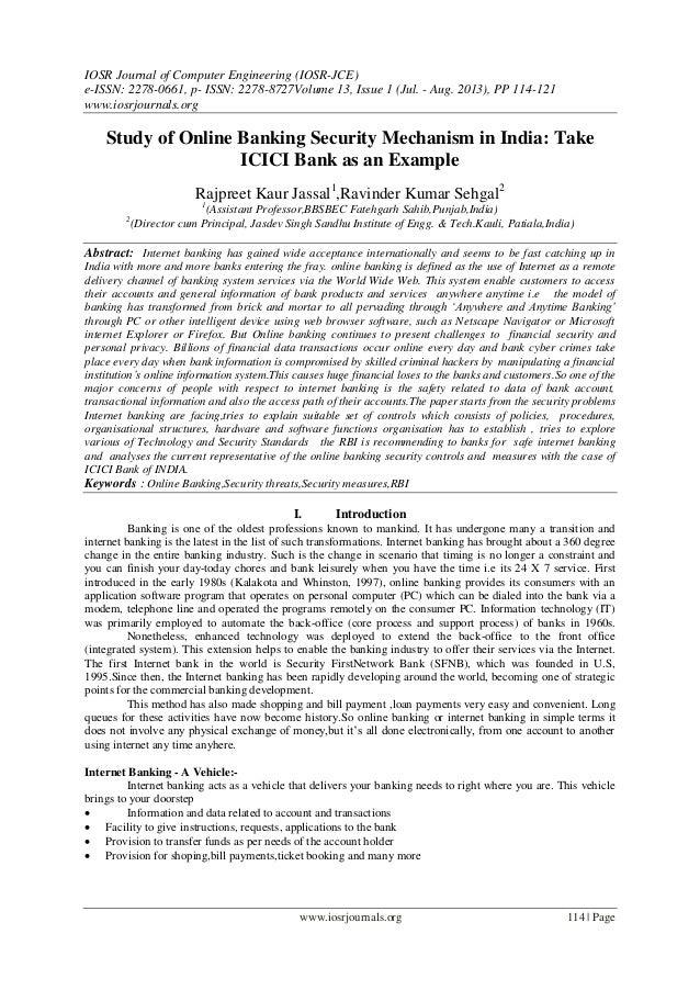 IOSR Journal of Computer Engineering (IOSR-JCE) e-ISSN: 2278-0661, p- ISSN: 2278-8727Volume 13, Issue 1 (Jul. - Aug. 2013)...
