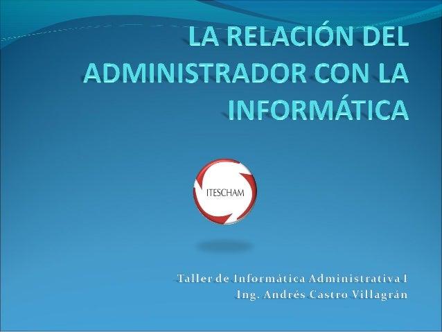 ¿Qué es la Administración?¿Qué es la Administración?