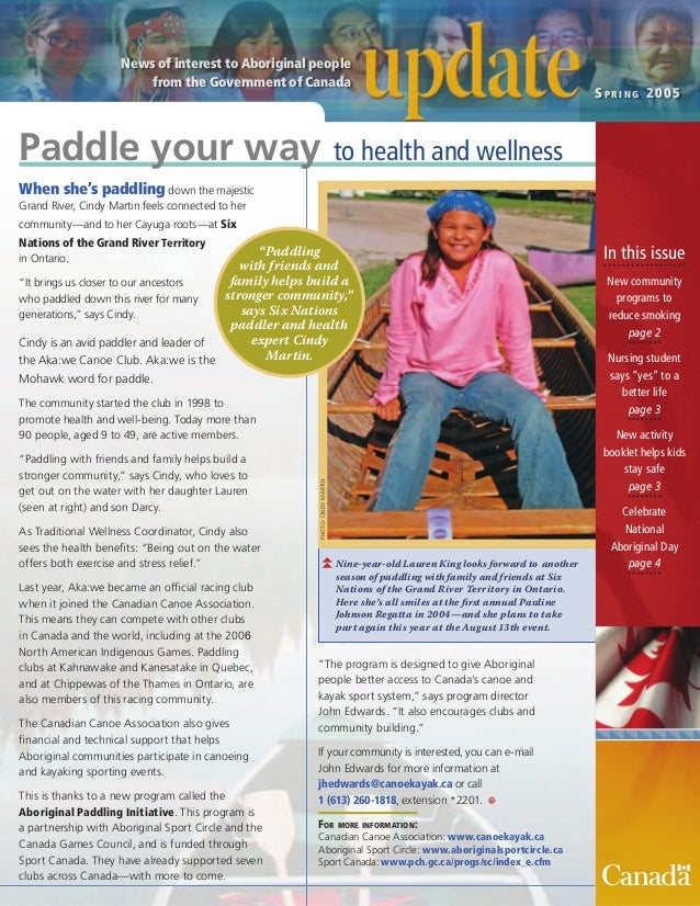 Update: Paddle your way to health and wellness