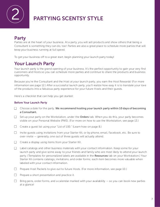 Similiar Scentsy Launch Party Games Keywords – Scentsy Party Invitation