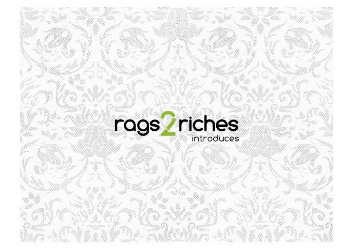 Rags2Riches' Eco-Ethical Style Ambasaddress