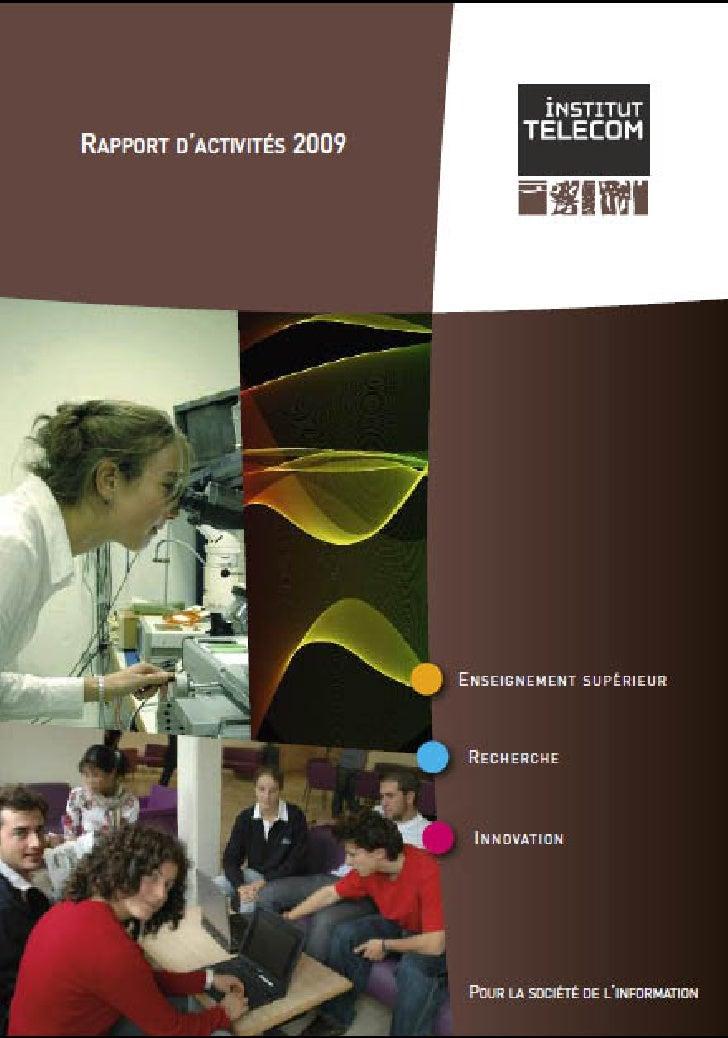 Les sciences et technologies de l'information et de la communication (STIC) sontreconnues comme un levier important de la ...