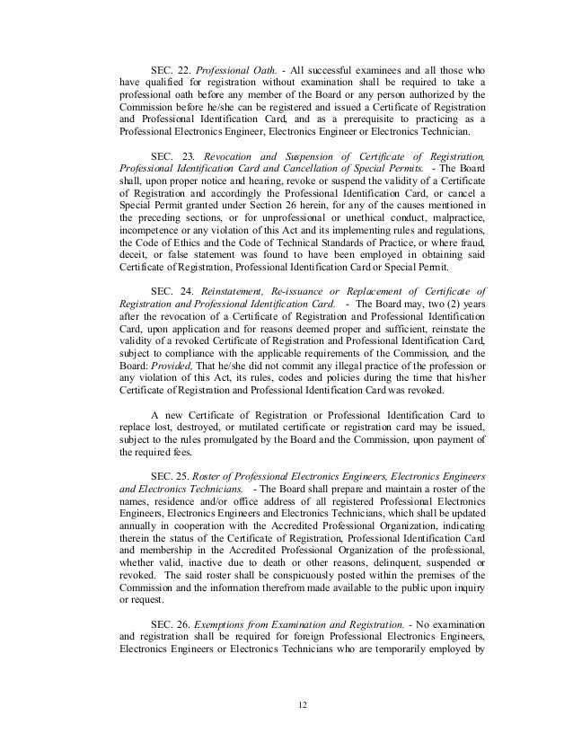 ra 9292 Ra 9292 (philippine electronics code) and other related international codes on  fire safety rule 9 (enforcement and administration of fire safety measures).