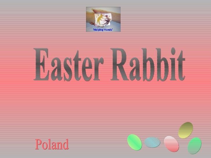 Easter Rabbit Poland