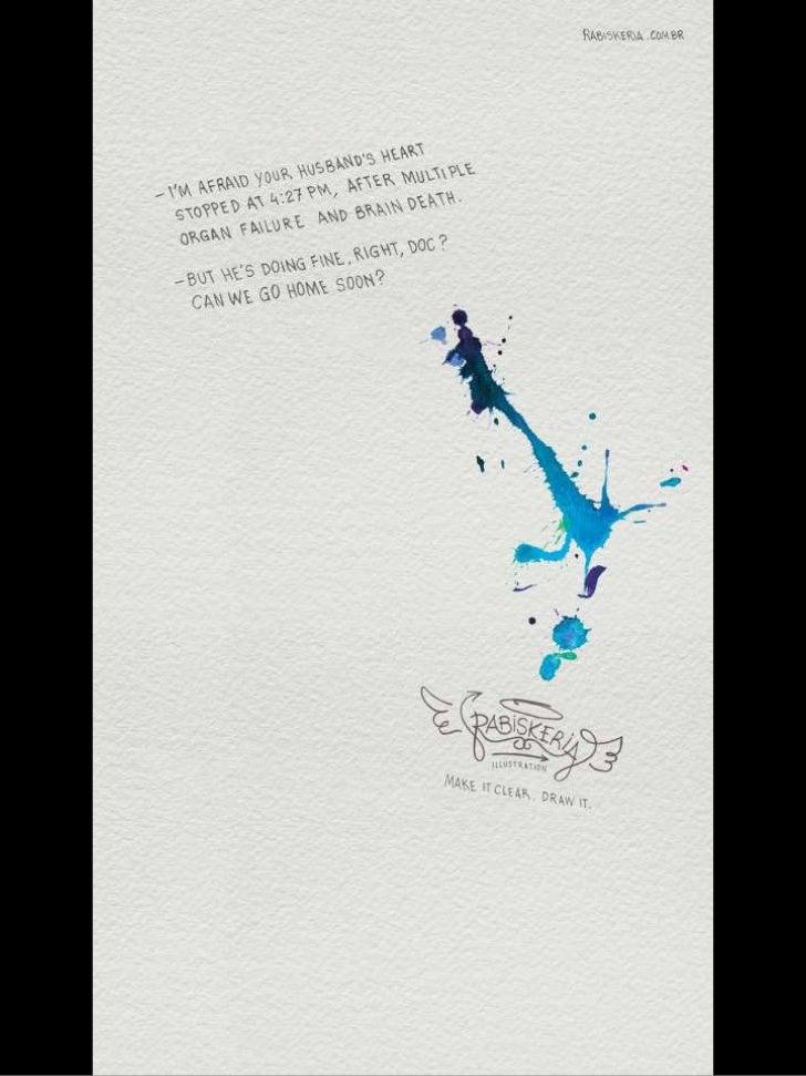 Rabiskeria illustration. make it clear. draw it. print campaign