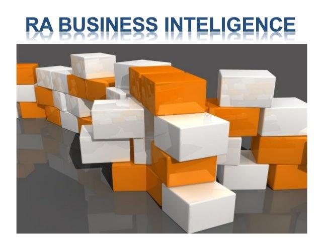 Ra business intelligence 0.1