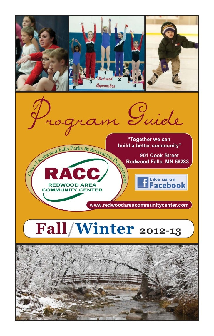 """Program Guide                                                           """"Together we can                                  ..."""