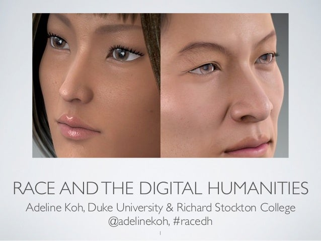 Race and the Digital Humanities: An Introduction