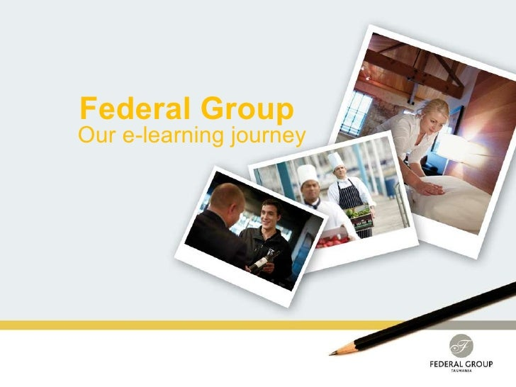 Federal Group Our e-learning journey