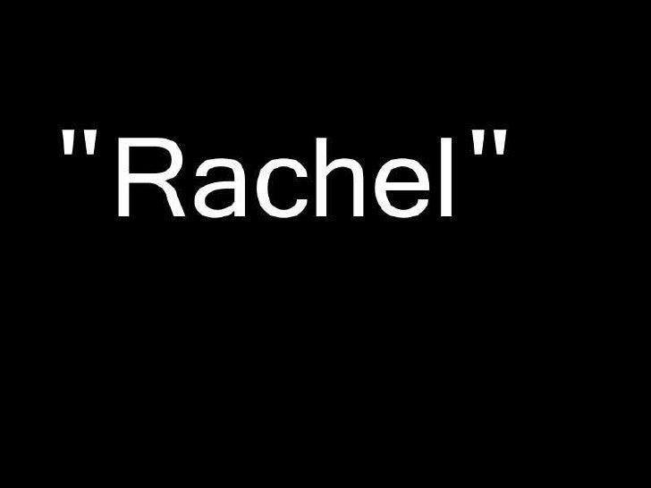Rachel1