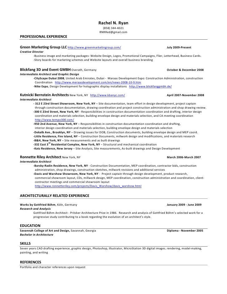 resume tips for architects 28 images exle architect