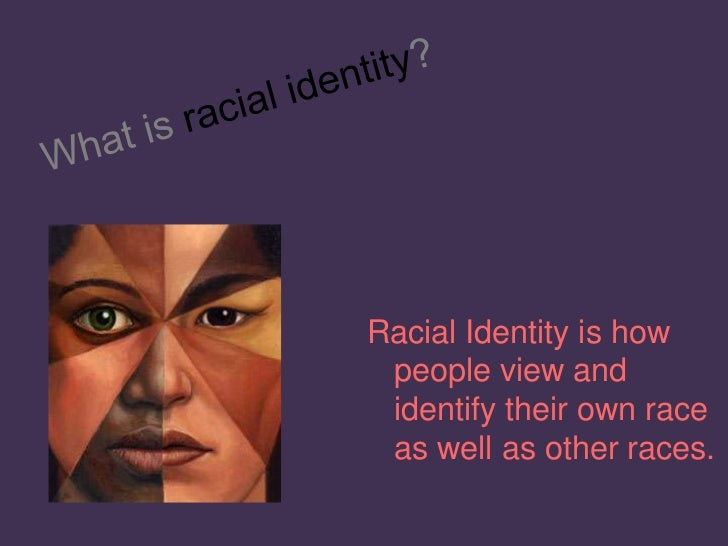 racial identity summary by yasmine bahrani