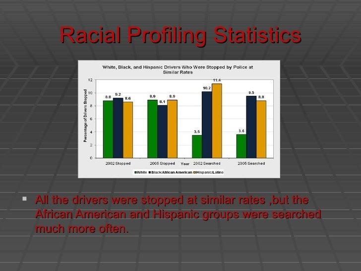 racial profiling in law enforcement essay