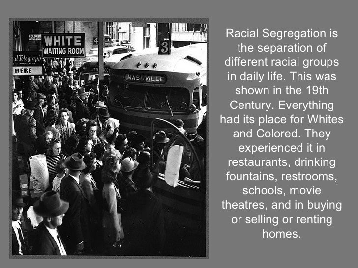 segregation in schools essay Segregation in schools essay sample one of the biggest issues that urban and suburban school systems face today is the slow reappearance of segregated schools the main problem with segregated schools is that, as a trend, urban schools tend to be on a substandard level as compared to most suburban schools.