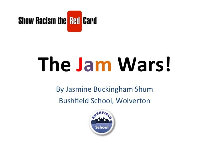 Show Racism the Red Card 2011: The Jam Wars!