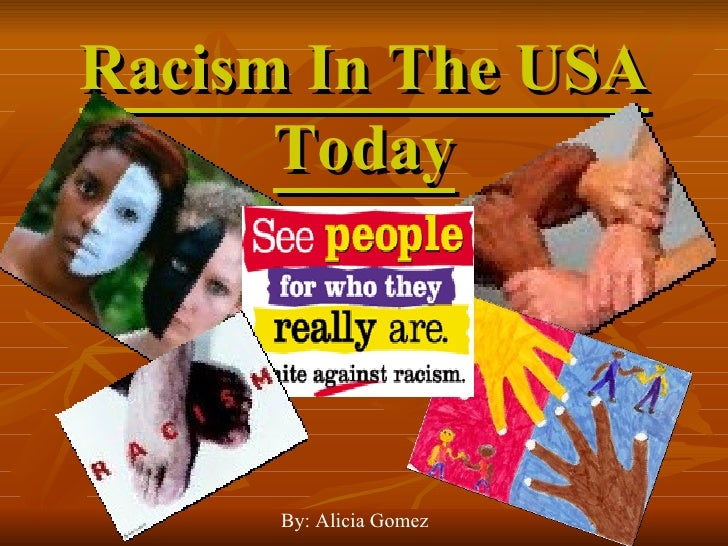 Racism And Discrimination Today Essay Example for Free