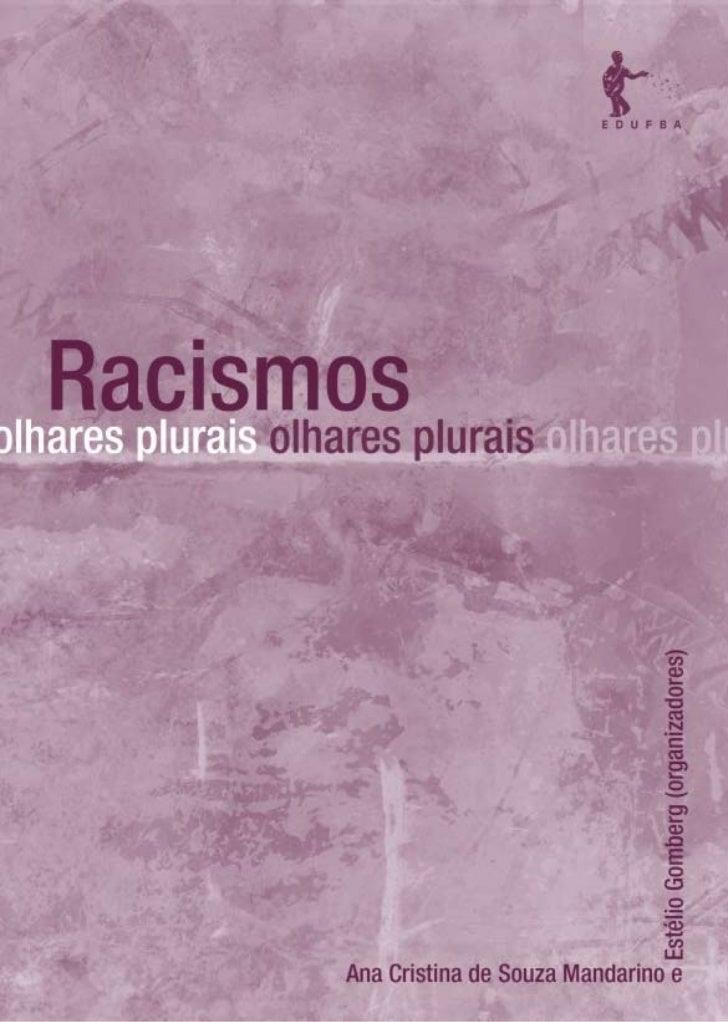 Racismos e olhares plurais