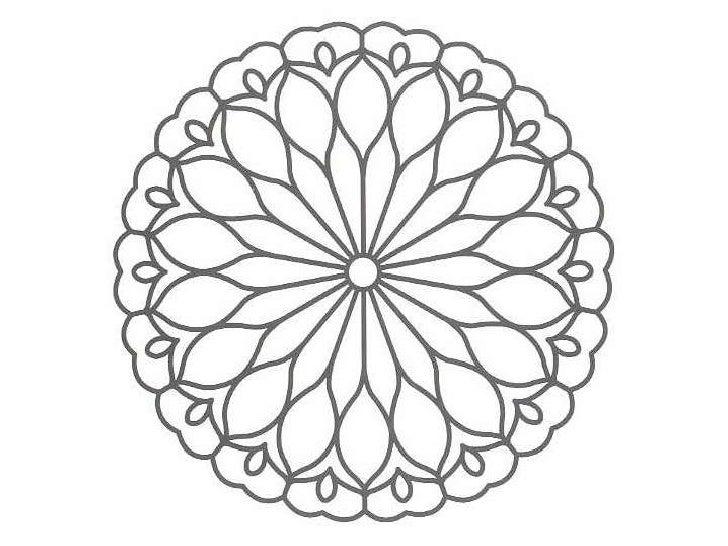 Radial Design Mandalas